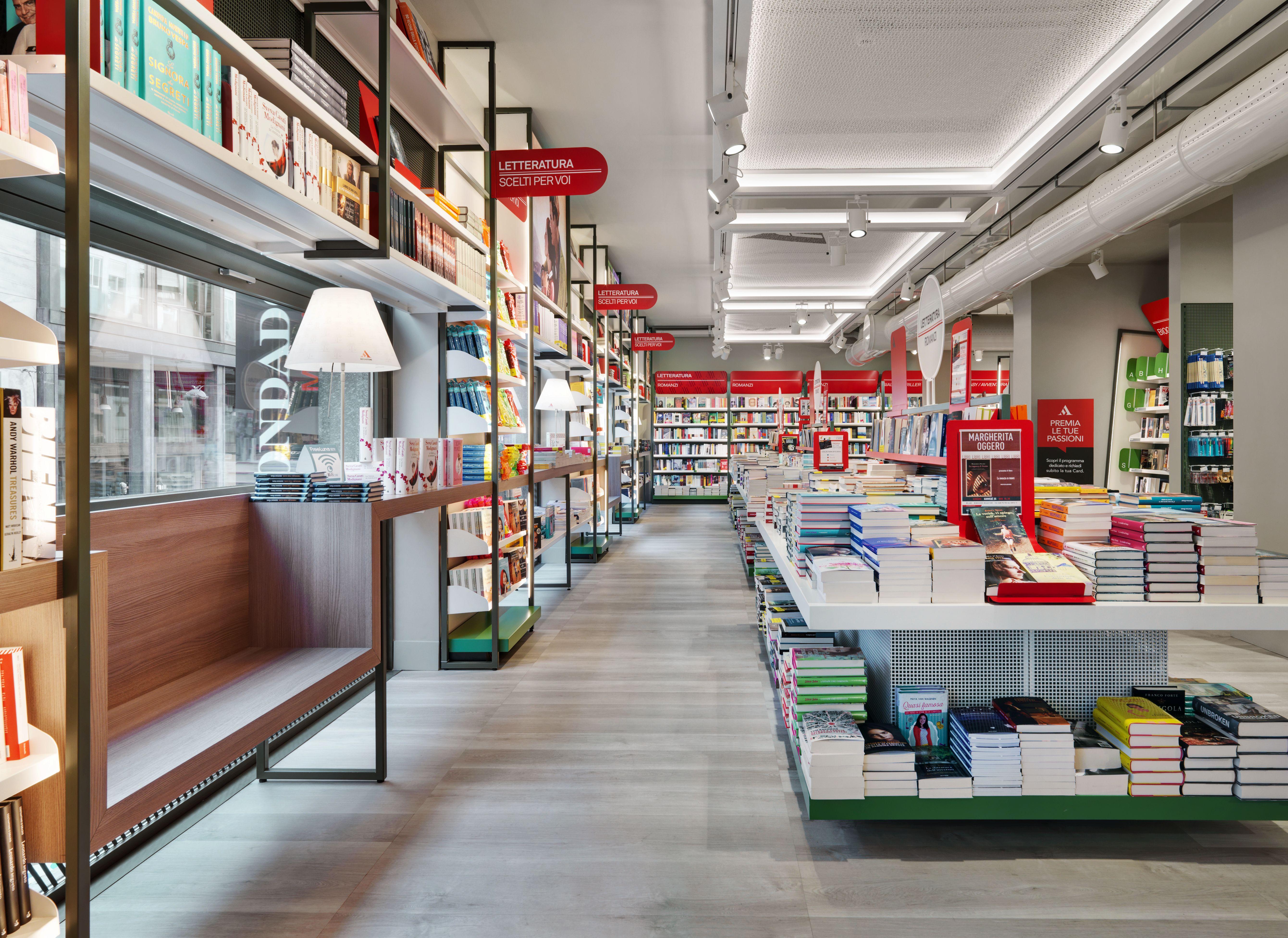 Vista d'insieme del nuovo concept store (courtesy photo: Andrea Martiradonna)
