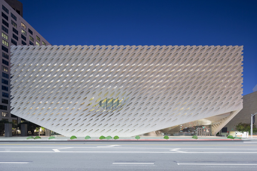 Il Museo d'Arte Contemporanea The Broad di Los Angeles