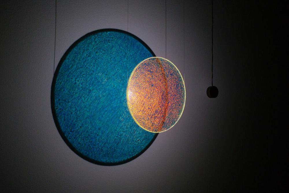 "Categoria ""Emergenti"". Luca Mazzon e Alessandro Dadone - ""Antitesi"" (courtesy: Lamp)"