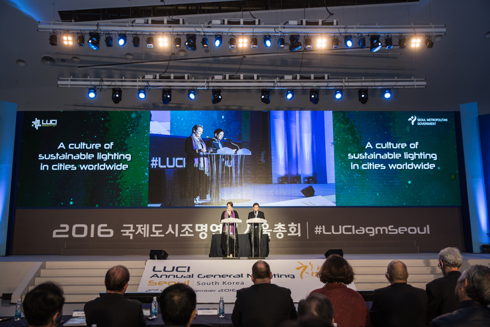 Seoul. LUCI Annual Meeting (courtesy: LUCI Association)