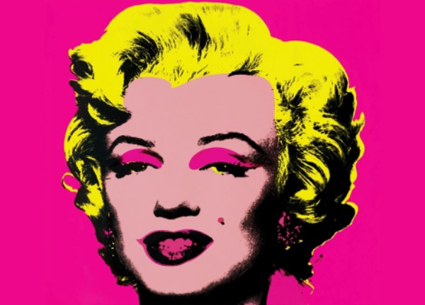Andy Warhol a Genova