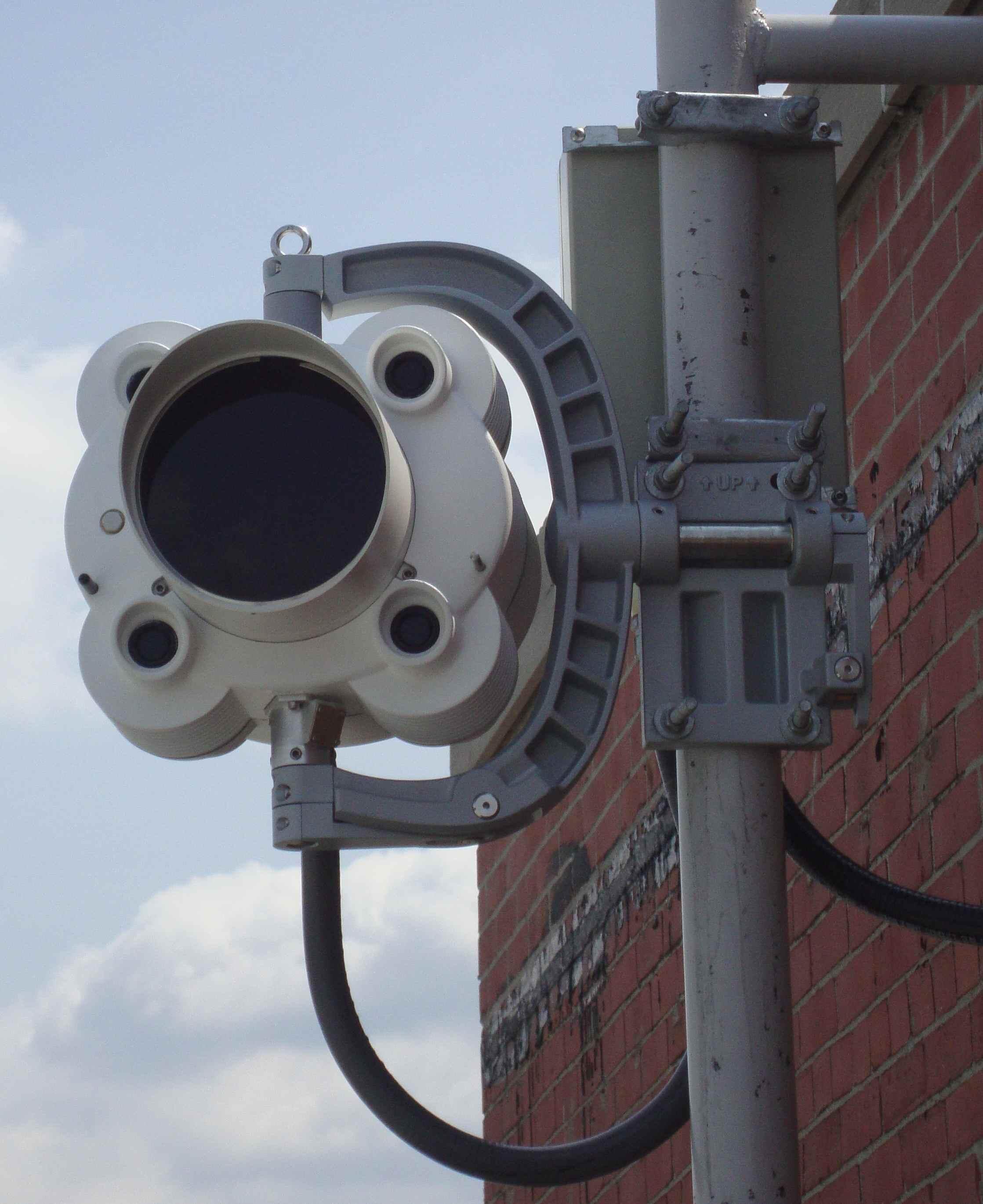 FSO: free space optical communication (courtesy photo: McMaster University)