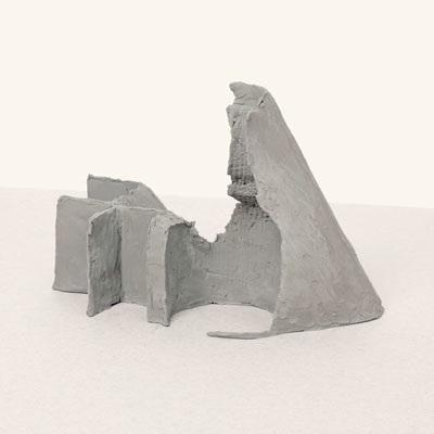 """Ornaghi & Prestinari - """"Grigio Lieve"""" - dettaglio dell'installazione (courtesy: Ornaghi & Prestinari)"""