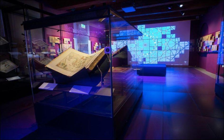 Reale virtuale: luce e musei interattivi luce e design
