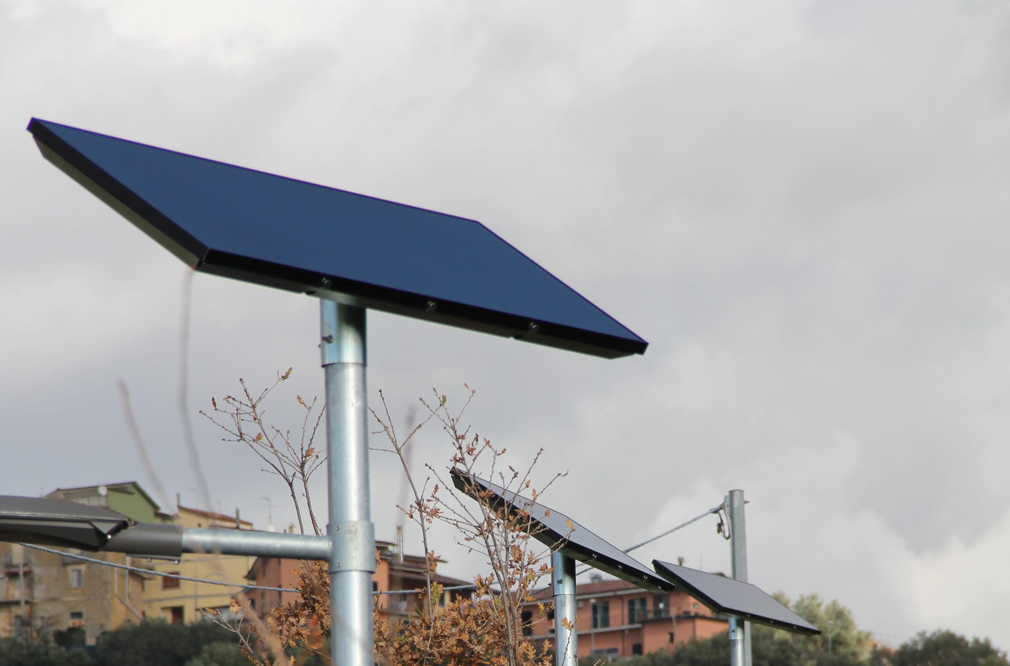 Le grandi opportunità del fotovoltaico nellilluminazione dei centri