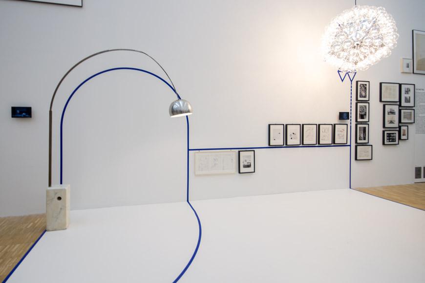 Lavoro Design Interni Milano.Milano Presto Il Museo Permanente Del Design Italiano Luce E Design