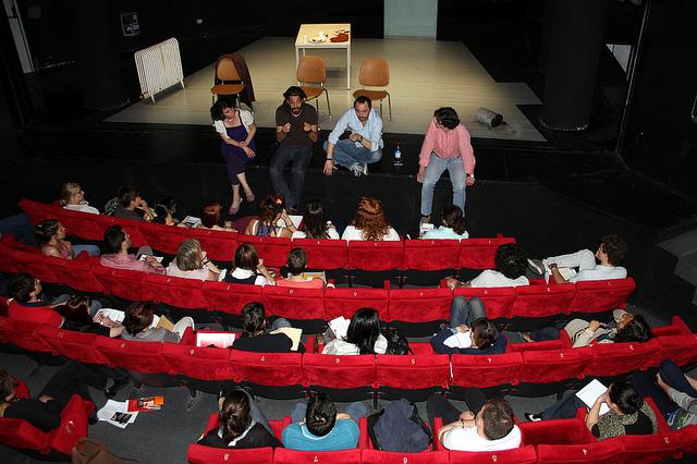 Design per il teatro al poli design politecnico di milano for Poli design milano