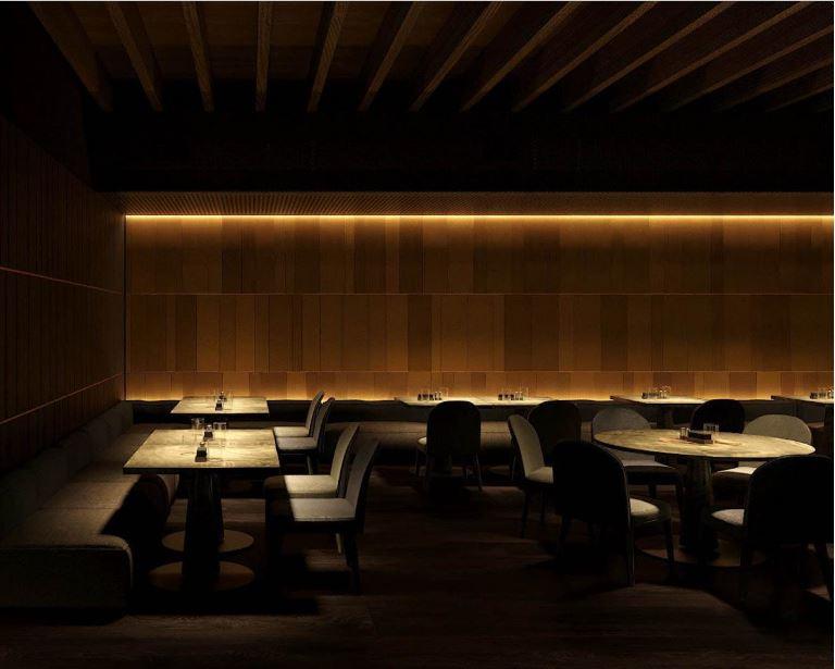 New york city. interior design italiano di alta gamma per il u201cbuddha