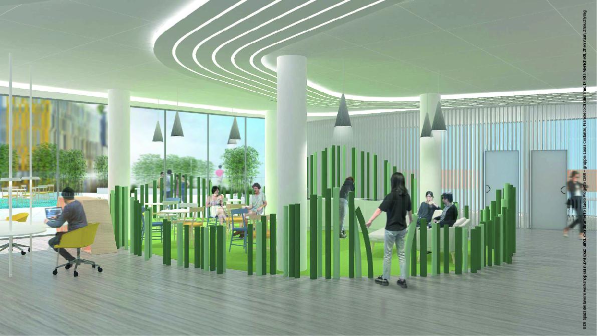 Politecnico Design Degli Interni.Il Master In Interior Design Del Politecnico Di Milano Luce E Design