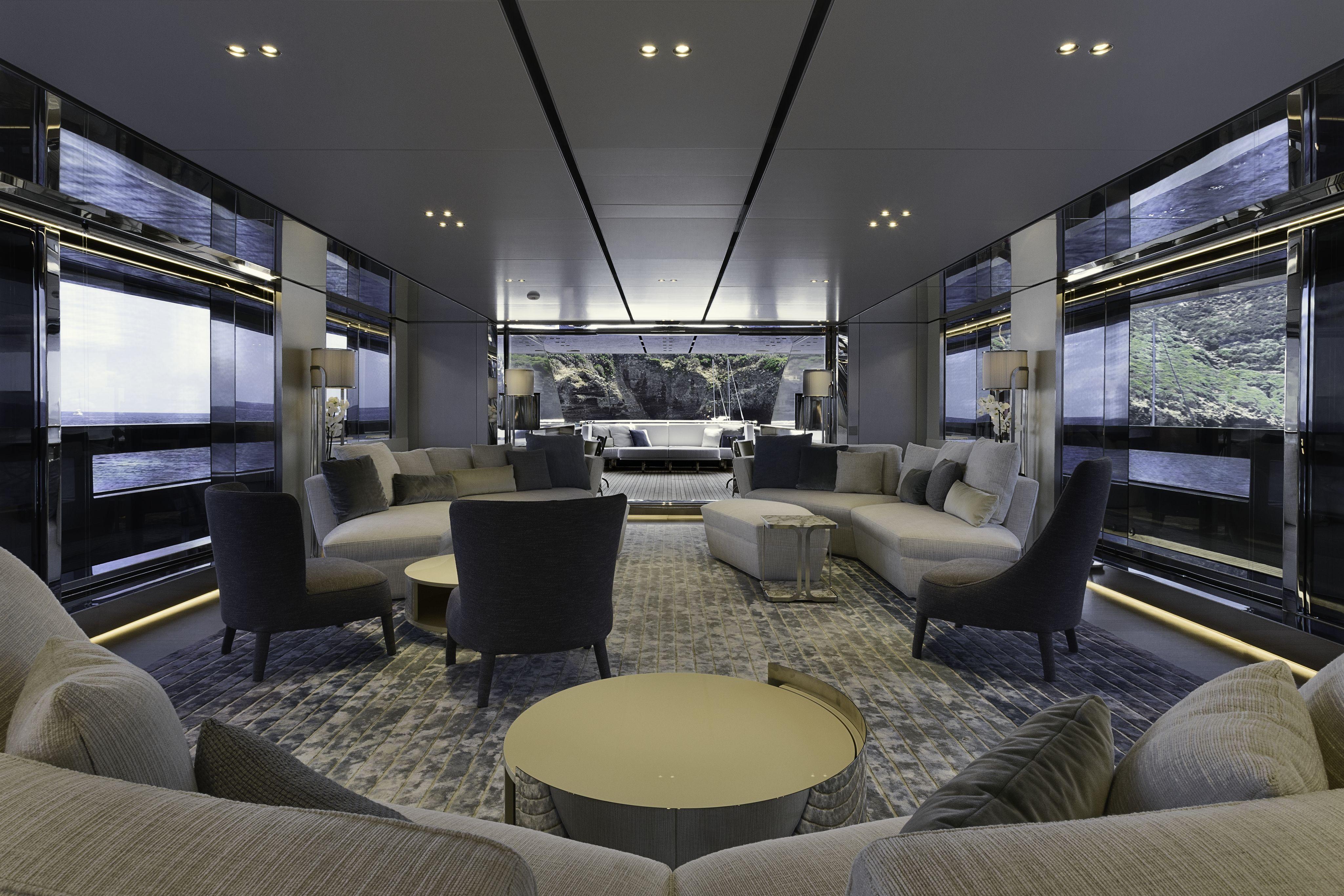 Illuminazione Per Casa Al Mare flying dagger. residenziale marino - luce e design